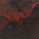 Nebulosa muro del Cigno,                                Gianluca Enne