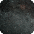 Garnet Star & Elephants Trunk Nebula (50mm),                                star-watcher.ch