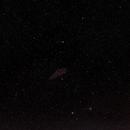 Region at California nebula,                                Thorsten - DJ6ET