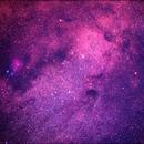 Sagittarius Star Cloud (Messier 24),                                Shawn