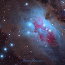 Running Man Nebula NGC 1977 Sh2-279,                                Maicon Germiniani