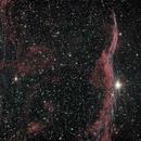 Cirrus nebula west,                                Heinrich Delasiava