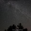 Looking North at Lake James, near Nebo, NC, USA,                                John O'Neal, NC Stargazer