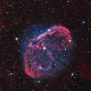 Ngc 6888 - The Crescent Nebula,                                Salvatore Grasso