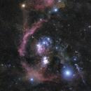 The Orion constellation mosaic,                                Rafael Schmall