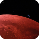 Total Lunar Eclipse & o Cap A / B,                                Sebastian Voltmer