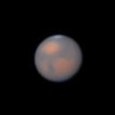 Mars at the Great Opposition,                                Radek Kaczorek