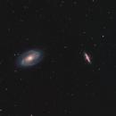 M-81 Bode's Galaxy,                                Earl Hebert