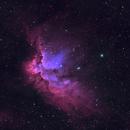 NGC7380 - The Wizard of Cepheus - HOO,                                Martin Dufour