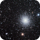 M13 Great Globular Cluster in Hercules,                                Richard Pattie