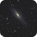 NGC 7331,                                  Manuel guillier