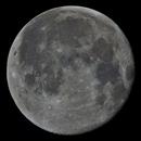 Moon 98,3 % illuminated,                                Siegfried