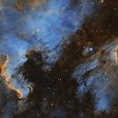 NGC7000+IC5067 Mosaic,                                MartinF