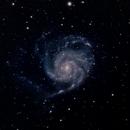 M 101 Wide Angle,                                James R Potts