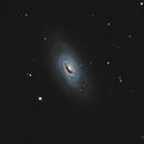 M64 - LRGB,                                RAMON ESPAX