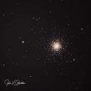 M3 Globular Cluster,                                John Gladden
