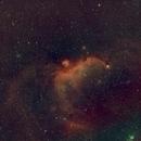 IC 2177 Area, HOO [OSC/IDAS NBZ],                                Stephen Garretson