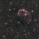 NGC 6888 - Crescent Nebula,                                Kharan