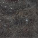 Region around Polaris - Mandel Wilson 1,                                Jan Schubert