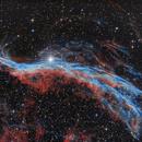 NGC 6960 Witch`s Broom Nebula,                                Frank Iwaszkiewicz