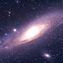 M31  Andromeda Galaxy,                                star-traveler