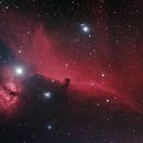 Nebulosas Cabeça de Cavalo,                                Gláuber