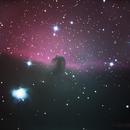 Horsehead Nebula,                                Steve Bacon
