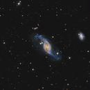 NGC 3718/3729 and Hickson 56,                                Paddy Gilliland