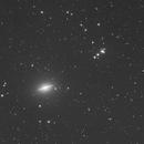 M104:  Sombrero Galaxy,                                Jeff Ball