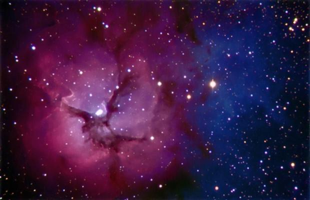 M20 Trifid Nebula,                                Juan Pablo (Observatorio JuPiTeR)