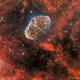 NGC6888 Crescent LSHO,                                marsbymars