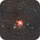 NGC 1579 The Northern Trifid Nebula-Rasa file,                                Nikolaos Karamitsos