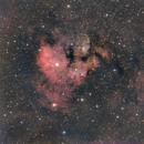 NGC7822 (SH2-171),                                bclary