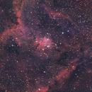 IC1805 Heart Nebula,                                Rohit Belapurkar