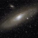 M31 : Andromeda galaxy,                                WillB42