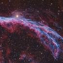 Western Veil Nebula,                                Marcel Drechsler