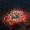 Lagoon Nebula,                                Tolga