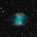 M27 Dumbell Nebula,                                LakeFX