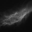 California Nebula - HA - Starless,                                georgian82