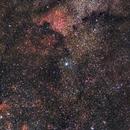 Regione attorno alla stella Deneb,                                antoniogiudici