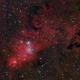 NGC2264 Cone Nebula,                                Annette & Holger