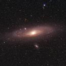 Andromeda Galaxy M31,                                Lukas Götzenberger
