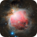 Orion Nebula,                                Juan P. Ramón