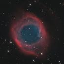 NGC7293 - Helix Nebula,                                Derryk