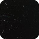 Asteroid 2004 BL86 Animation Passing Near M44,                                Serge Caballero