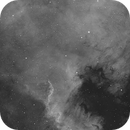 NGC7000 North America Nebula - 2 June 2020,                                Geof Lewis
