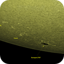 Sunspot 2767,                                Bruce Rohrlach