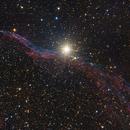 The Witch's Broom Nebula,                                Kharan