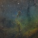 IC 1396 - Elephant's Trunk Nebula (Classic Hubble Palette),                                Benny Colyn