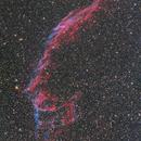 Veil Nebula NGC6992-5,                                Atsushi Ono